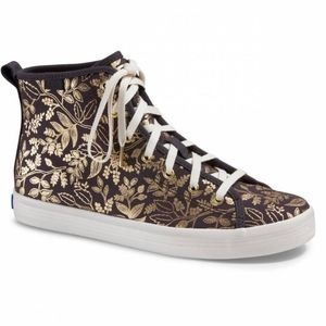 Keds x Rifle Paper Collab Queen Anne Floral Hi Top